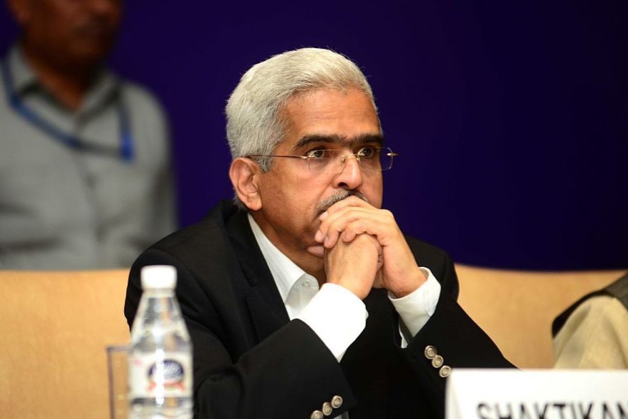 Newly-appointed RBI Governor Shaktikanta Das (Ramesh Pathania/Mint via Getty Images)