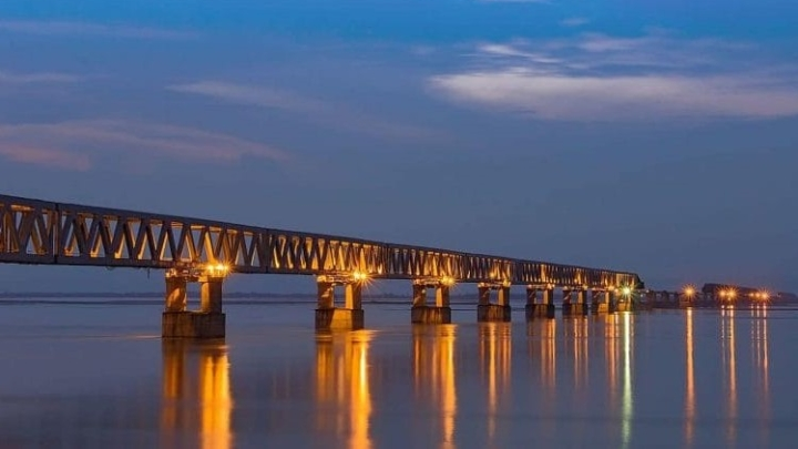 PM Modi To Inaugurate India's Longest Rail-Road Bridge On 25 December To Honour Atal Bihari Vajpayee