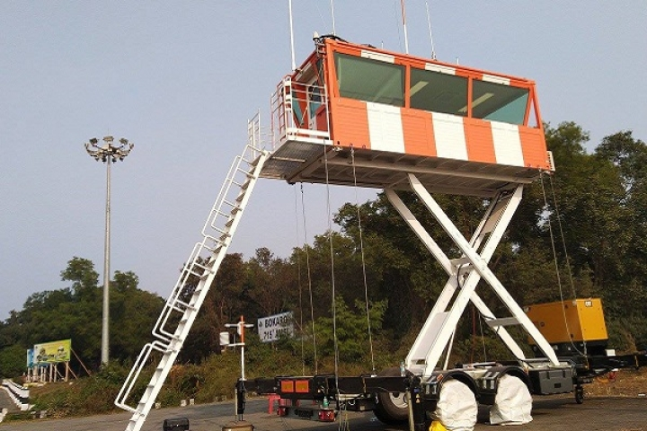 Bokaro Steel City Airport In Jharkhand Becomes First To Get AAI's Mobile ATC Tower For Flights Under Scheme