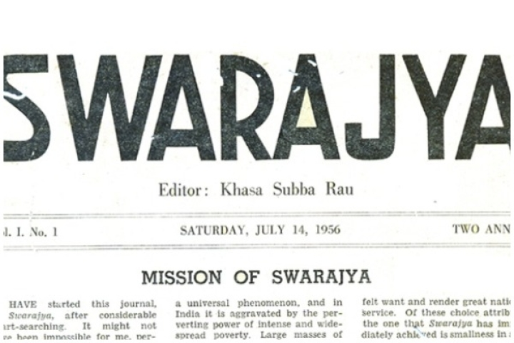 The Best Of Swarajya From 2018