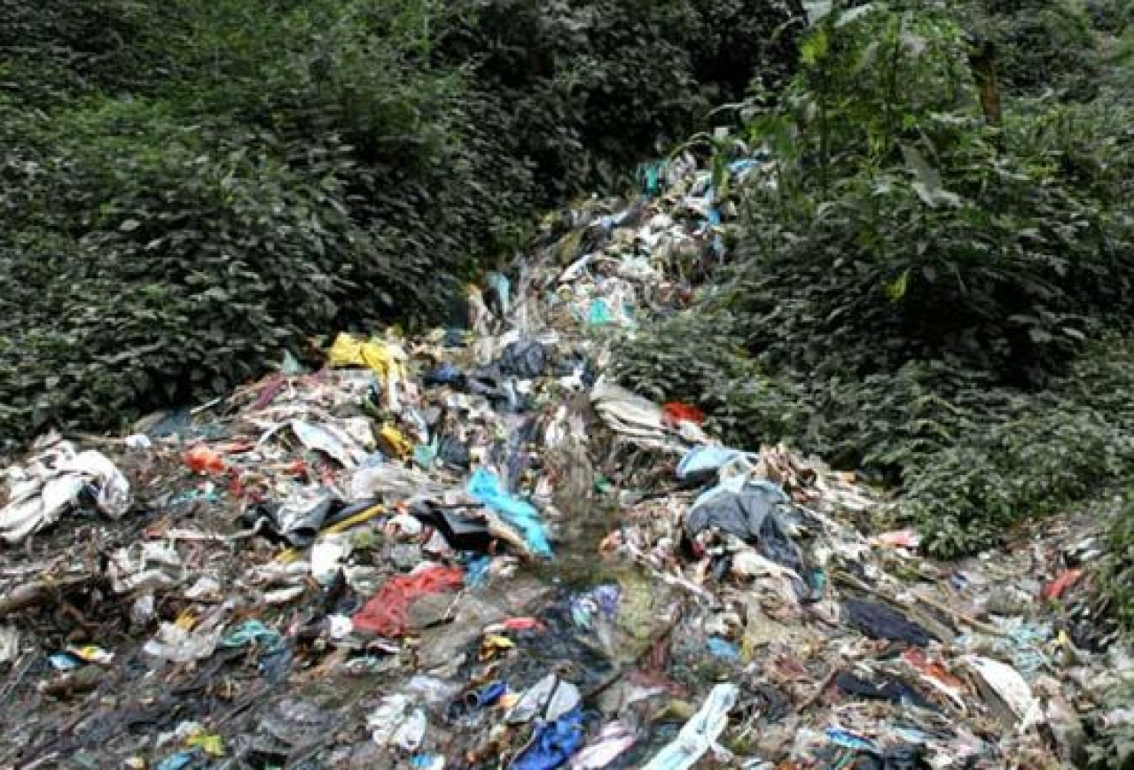 Darjeeling garbage menace