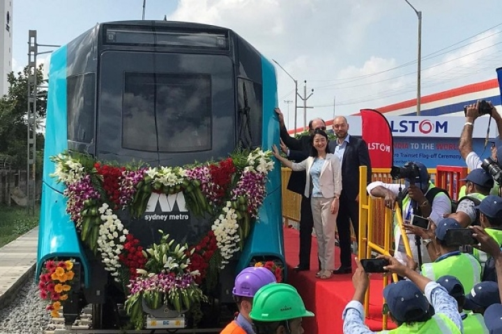 Make In India, Ride In Australia: Alstom's Andhra Facility Completes Delivery Of 22 Sydney Metro Train-Sets