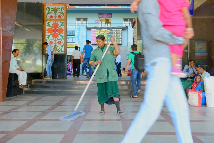 How The Indian Railways' Swachhta Revolution Is Unfolding