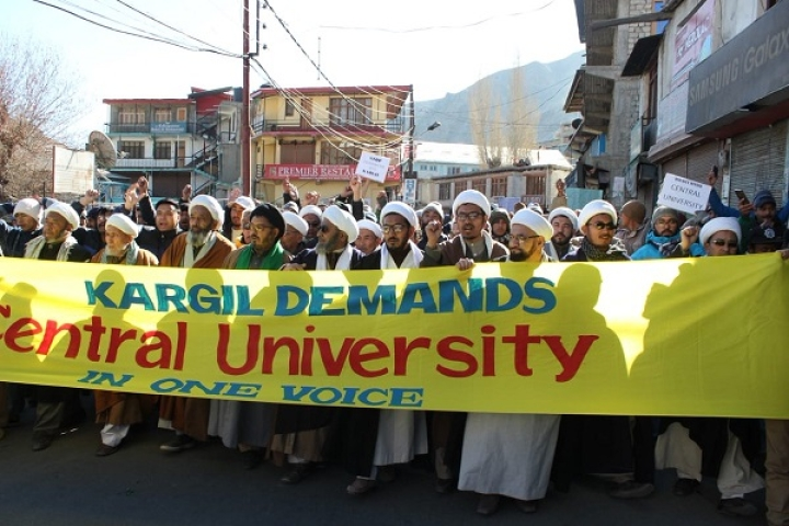 Cultural Differences To The Fore? Kargil Demands Separate Institution After Cluster University Approved For Leh