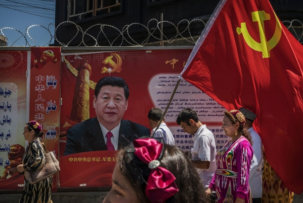 China's Muslim 'Re-Education' Camps Becoming Forced Labour Camps: Communist Party Claims Providing 'Job Training'
