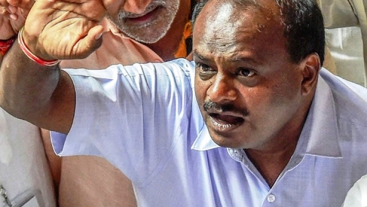Exit Polls Rigged And EVMs To Be Blamed, Karnataka CM Kumaraswamy Alleges