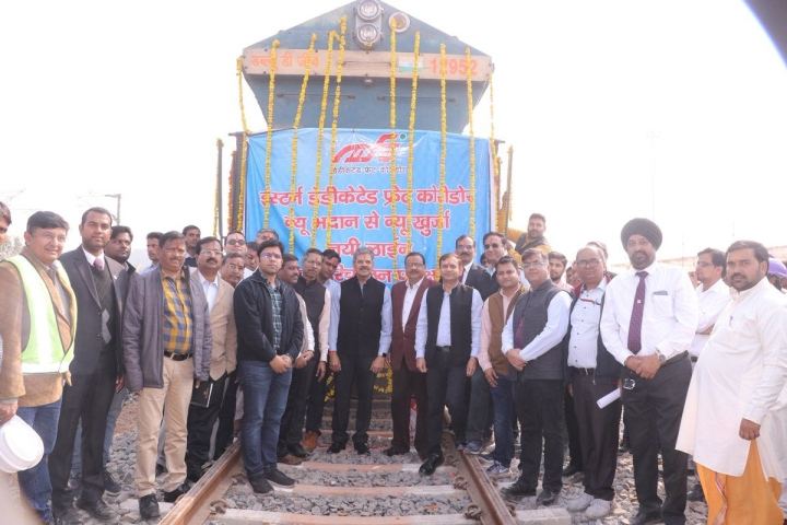 Eastern Dedicated Freight Corridor: Indian Railway Completes 200 Km Stretch In Uttar Pradesh