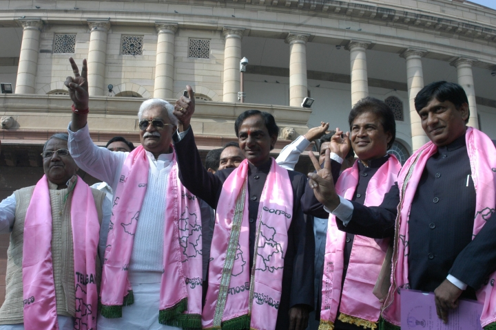 Telangana For TRS: How KCR Beat The Mahakutami