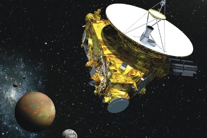New Year, New Horizons: NASA Spacecraft Zips By Most Distant World Ever Studied