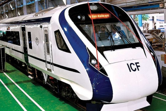 Various Countries Show Interest In Purchasing Indian Railway's Train 18 As Global Cost Is Too Expensive