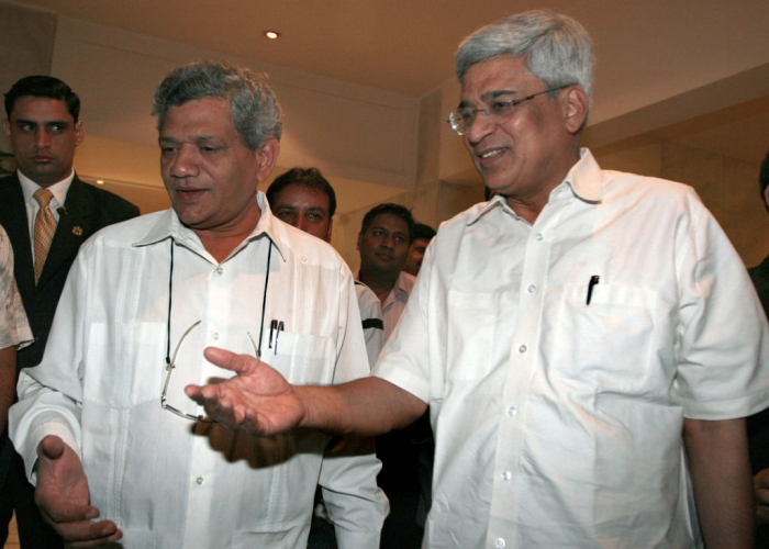 Hypocrisy, Thy Name Is Marxist: In 2012, Karat Led CPM Strongly Batted For CAB. In 2019, Yechury Led CPM Opposes It