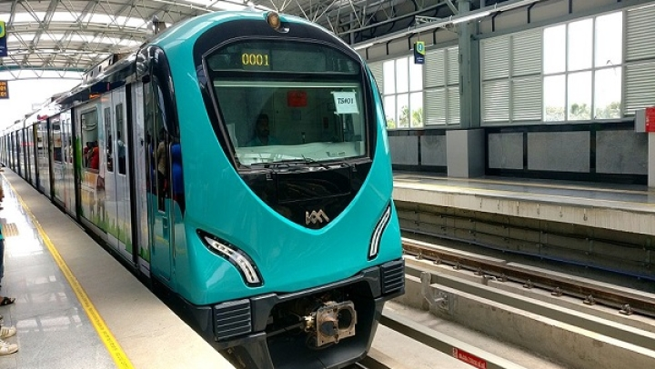 Kochi Metro Ridership Soars To Record 50,000 In Festive Season; Becomes Joy Ride For Many
