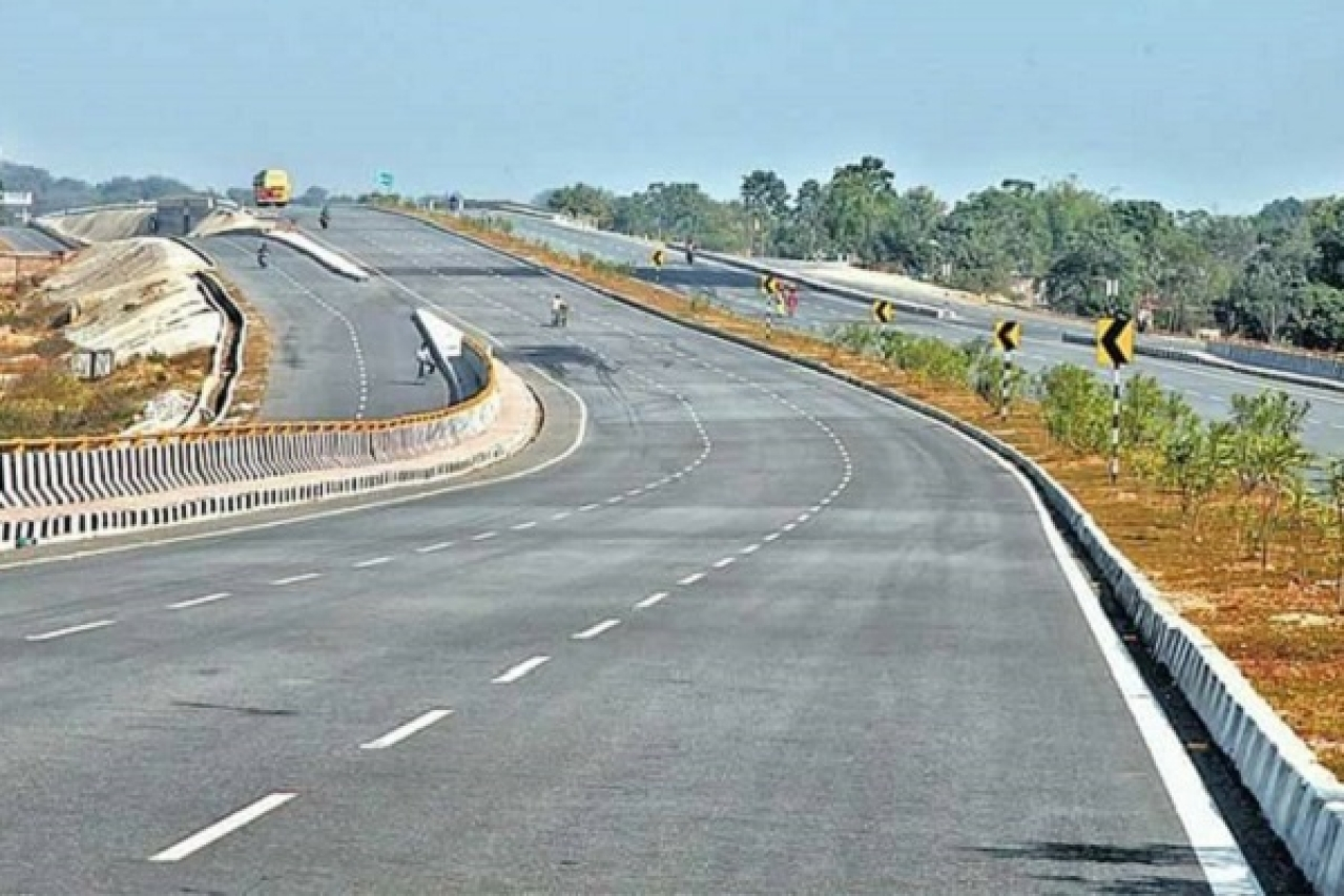 Image result for latest images of Six-lane highway will choke Bengaluru, Mysuru