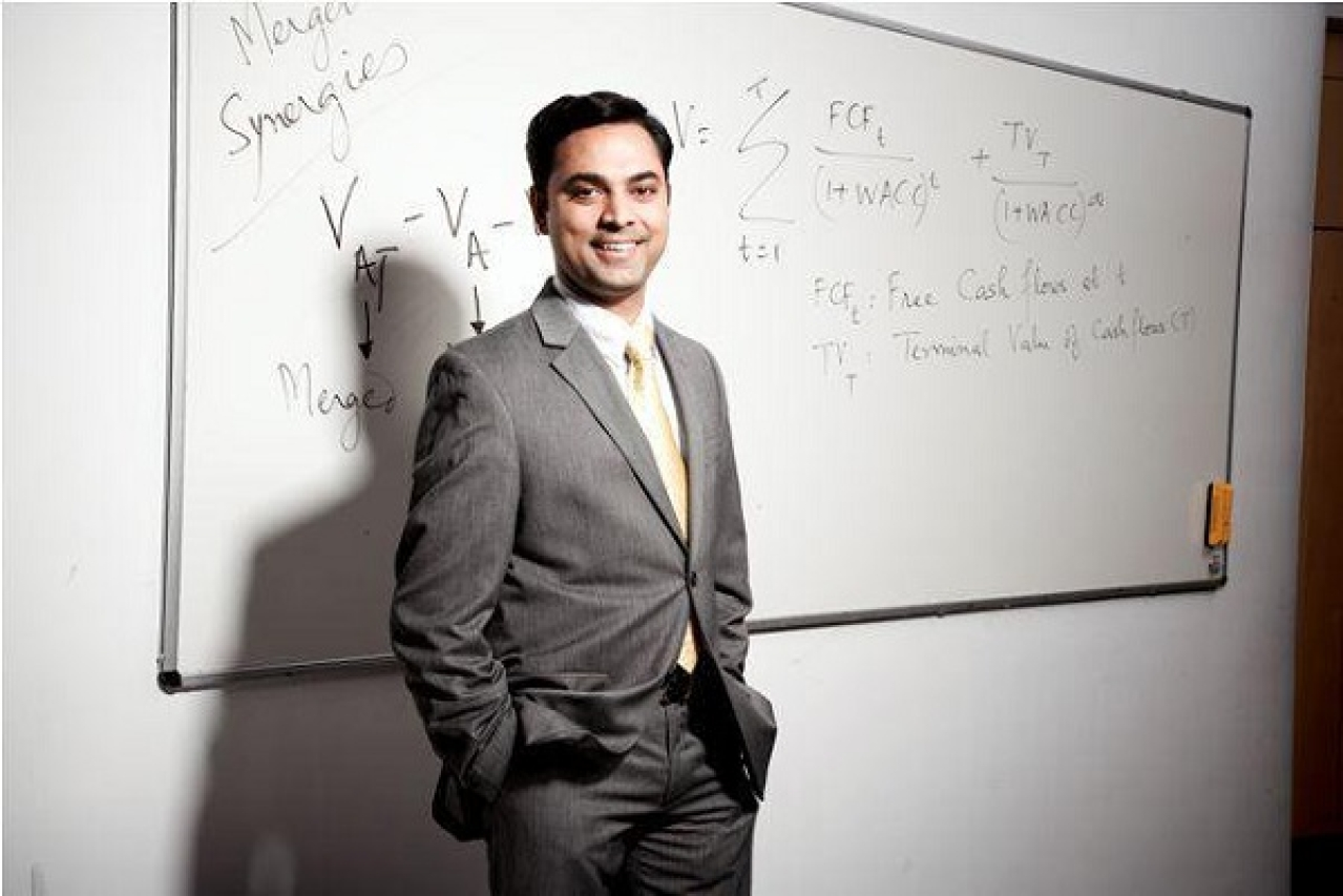 Raghuram Rajan's Protege And ISB Professor Krishnamurthy Subramanian Appointed India's Next Chief Economic Adviser
