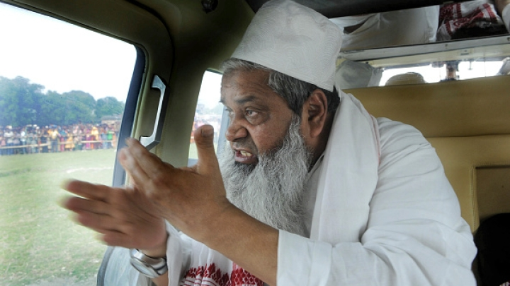 'Will Smash Your Head, Even Your Father Is On Sale': AIUDF Chief Badruddin Ajmal Abuses, Tries To Assault Journalist