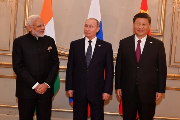 As NDA Looks Set For Massive Win, PM Modi Receives Messages Of Congratulations From Vladimir Putin, Xi Jinping