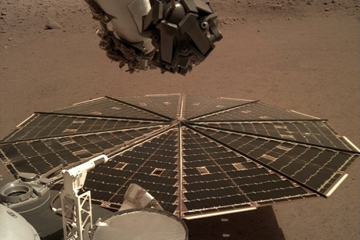For The First Time Ever: Listen To Otherworldly Sound Of Martian Winds Recorded By NASA's InSight Lander