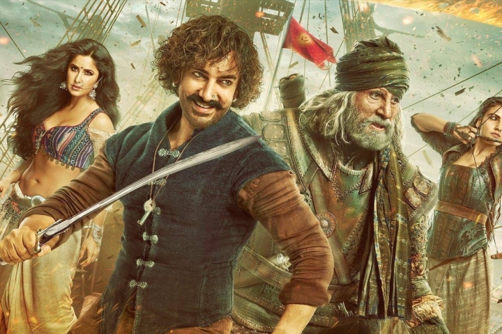 After India, 'Thugs Of Hindostan' Now Bombs In China: Fails To Attract Chinese Audiences Despite Special Edition