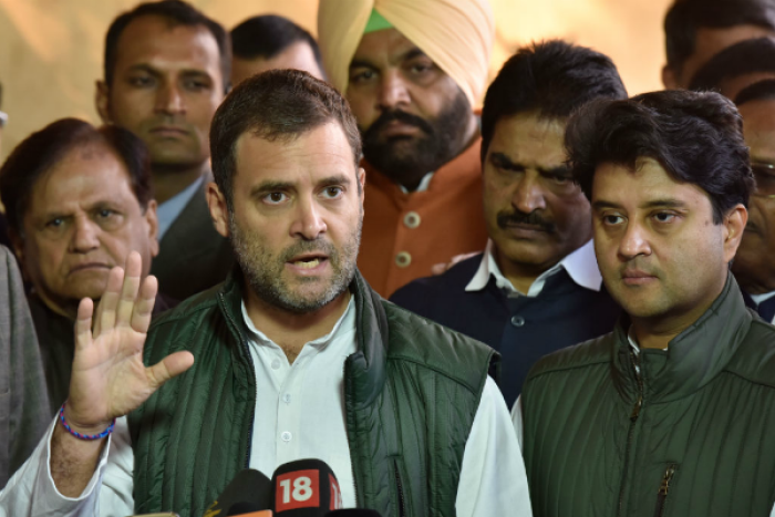 Modicare Is The Right Way; Rahul's 'Right To Health' Will Be As Big A Disaster As His Mother's RTE Was
