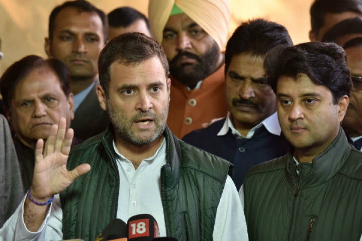 Rahul Gandhi, The Economic Saboteur