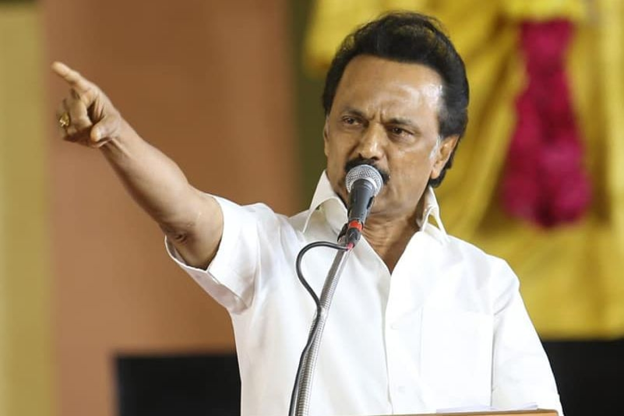 Chennai Christmas Celebrations Turn Political: Priests Openly Support DMK  On Behalf Of Community As Stalin Cuts