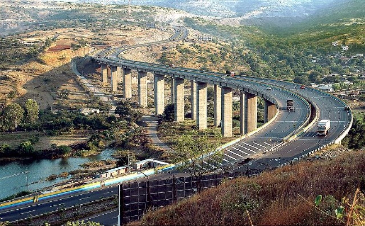 Pune-Katraj National Highway (MoRTH) ... national highways are being built at the fastest rate ever.