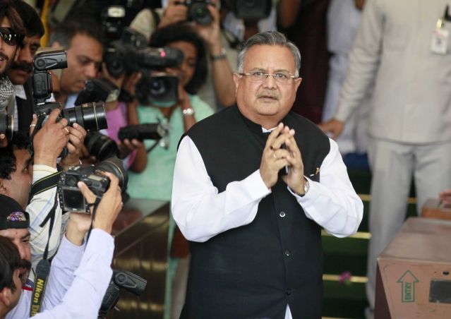 How Raman Singh Became 'Chawal Waale Baba' For Chhattisgarh