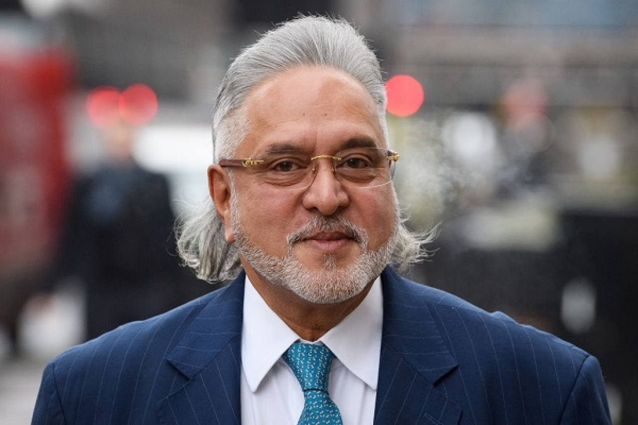 Watch: Crowd Chants Vijay Mallya Chor Hai As He Leaves Stadium After India's Victory Against Australia