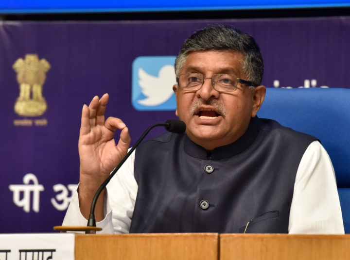 Cabinet Likely To Take Up Personal Data Protection Bill; Ravi Shankar Prasad Says, Would Be Tabled In Parliament Soon
