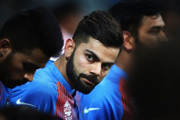 Four Indians In Top Ten List Of Most Read About Cricketers Online; Virat Kohli Takes Lead In Rankings