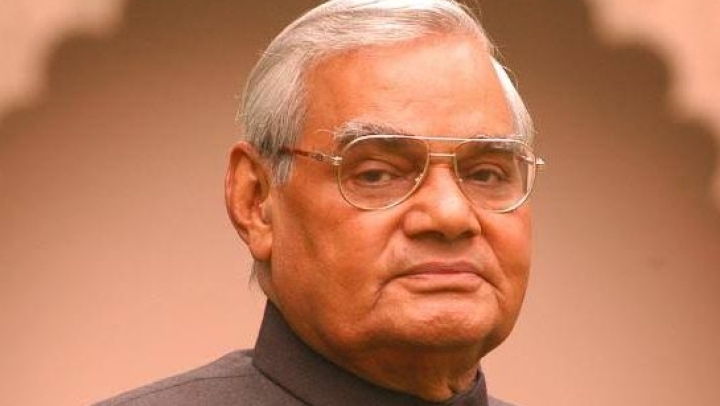 UP: 25 Feet Tall Bronze Statue Of Former PM Atal Bihari Vajpayee Installed In Lucknow, To Be Unveiled On 25 December