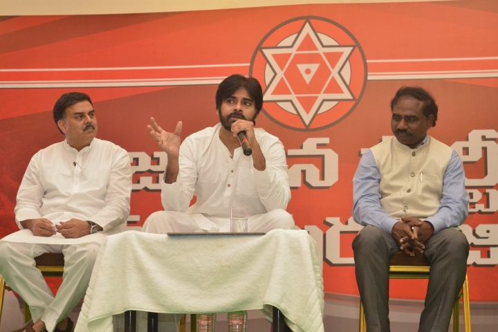'Power Star' Pawan Kalyan's Party To Contest All 175 Andhra Seats, Reiterates Senior Party Leader