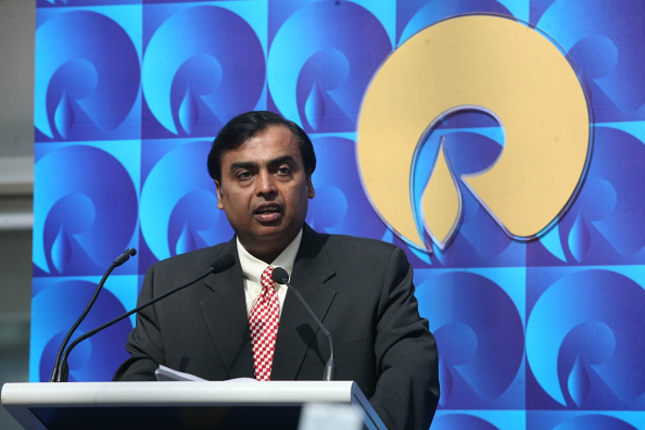 Reliance Jio To Give Free Cloud And Connectivity Infrastructure For Startups From 2020: Mukesh Ambani
