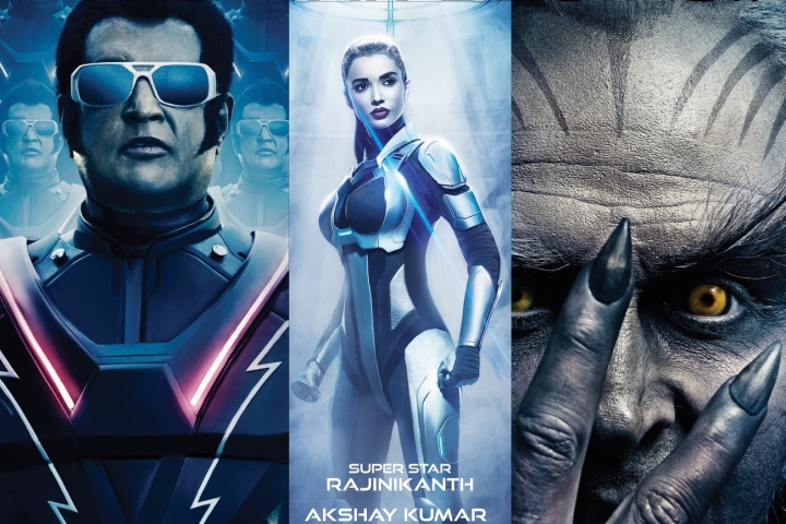 Rajini Goes On, On, And On: 2.0 Now Highest Tamil Film In US Box Office; Grosses Rs 600 Crore In Second Week
