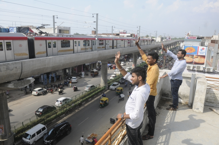 Good News For Commuters: Lucknow Metro To Run From Chaudhary Charan Singh Airport To Munshipulia From April