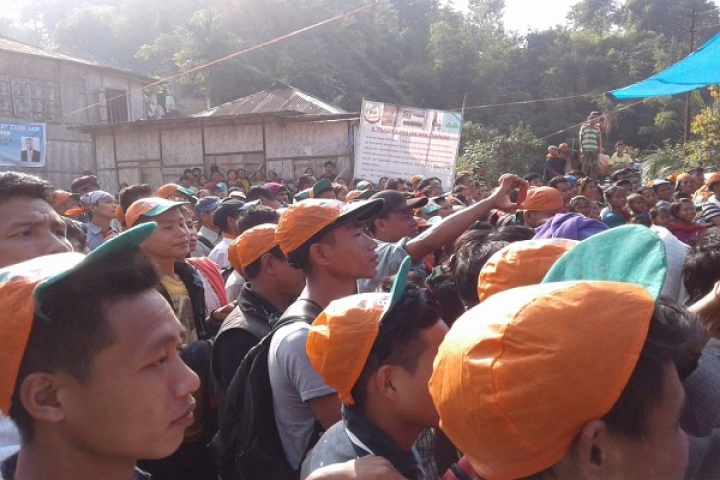 Congress-Mukt Council: All 20 Congress Members Of Mizoram's Mara Autonomous District Council Join BJP