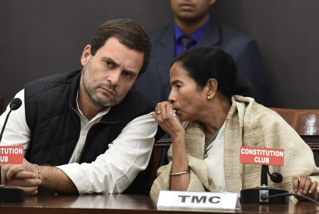 Congress In A Quandary Over Bengal, Can't Decide If It Should Get Aggressive Against Mamata Banerjee