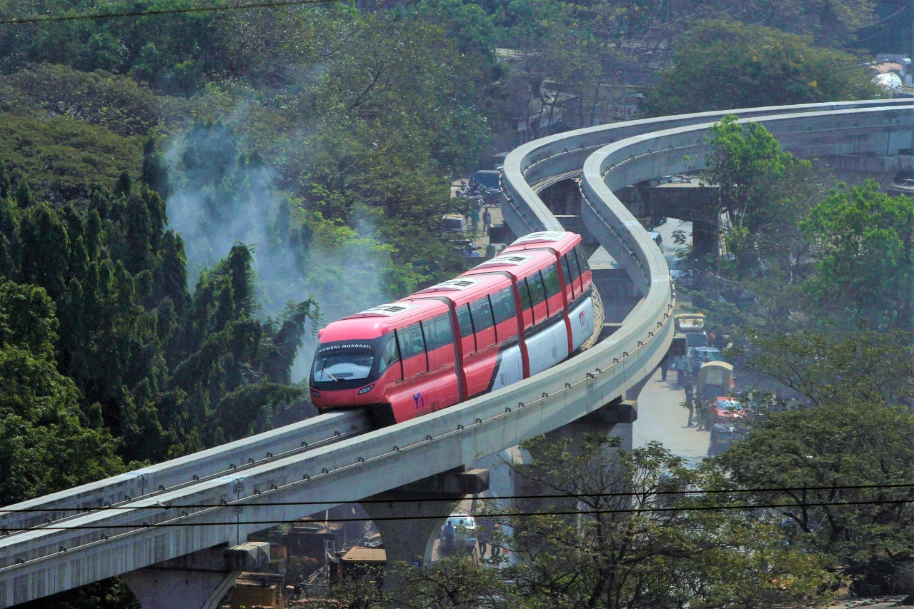 Mumbai Monorail: After Seven Extensions And Long Delay, MMRDA Cancels Contract With L&T