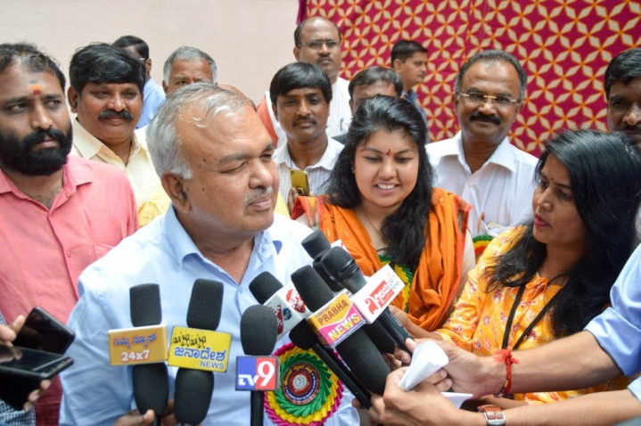 Siddaramaiah Faction Further Alienated? Former Congress Home Minister Ramalinga Reddy Fires Shots At Own Party
