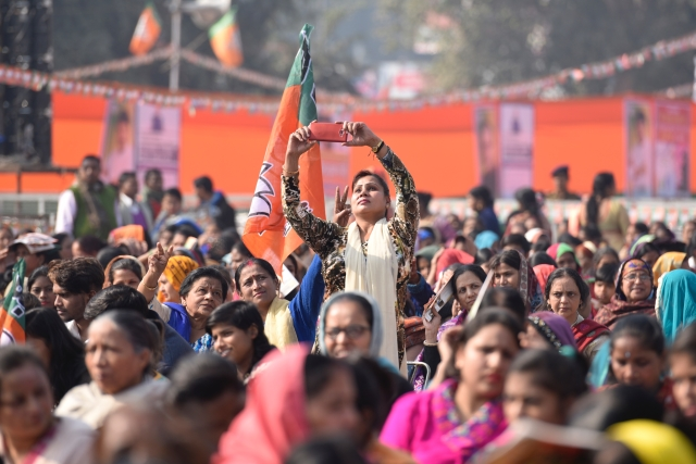 Why Women Voters Are Crucial To BJP's 2019 Strategy