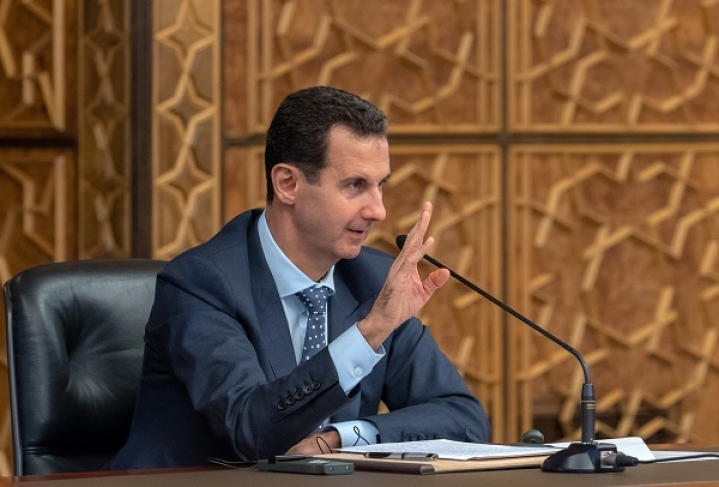 The West Must Learn To Live With Assad