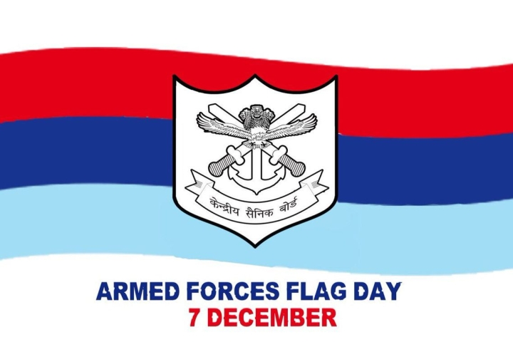 Honouring Sacrifice Of Our Soldiers: UGC Directs Universities To Observe 7 December As Armed Forces Flag Day