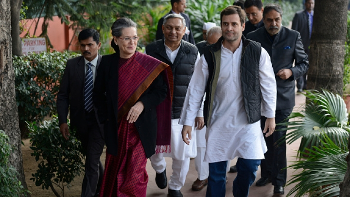 Quicksand For The Gandhis? SC Permits IT Department To Re-Assess Rahul, Sonia's Income In National Herald Case