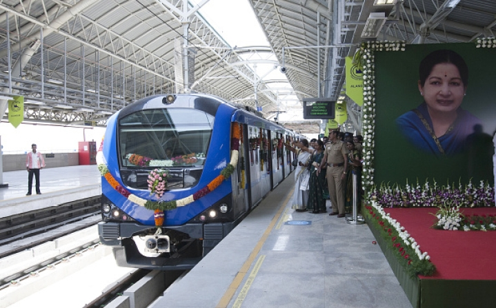 Chennai Metro Phase II Revived As MoUD Allows 30 Per Cent Japanese Component As Per JICA Loan Conditions