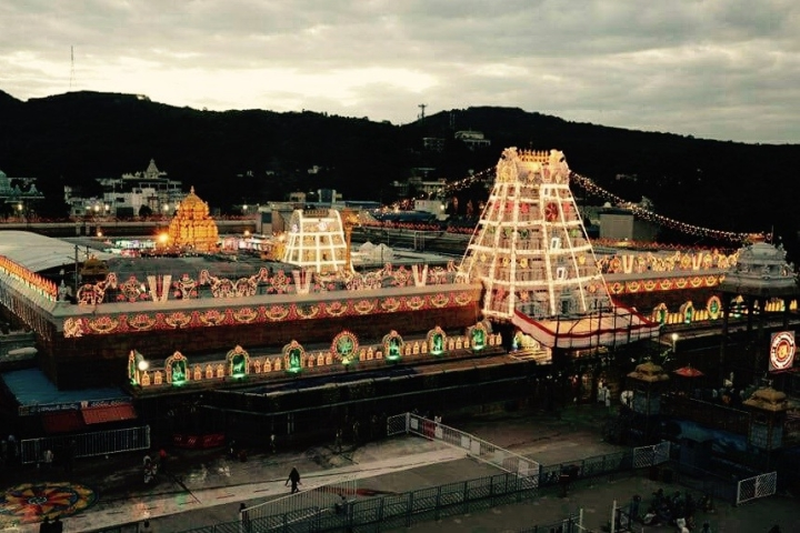 New Year At Tirupati: TTD Gears Up To Meet Huge Rush Of Devotees