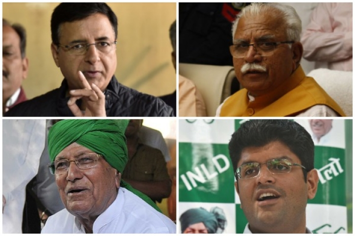 Haryana Polls 2019: A Minor Setback For BJP, But No Major Victory For Congress