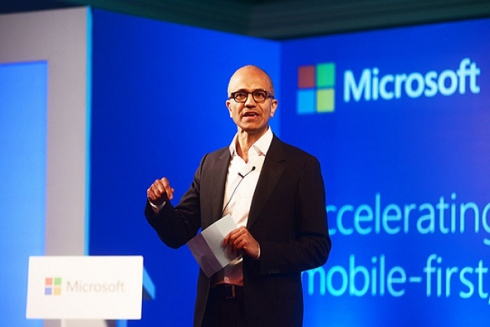 Micorosoft's India-Born CEO Satya Nadella Grabs Top Spot On Fortune's 'Businessperson Of The Year 2019' List