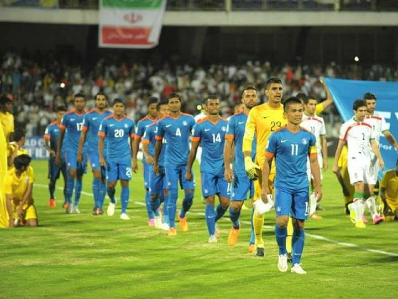 Better 'Late' Than Never: Indian Football Team To Donate Rs