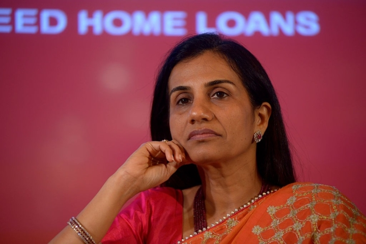 CBI's Move Against Chanda Kochhar Will Lead To Further Chill In Credit Market