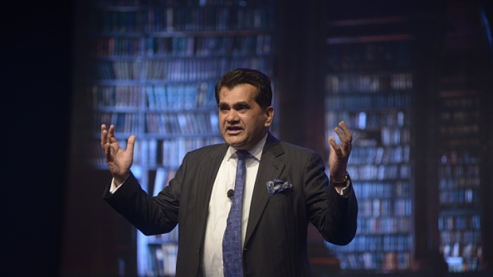 'Cost Of Electric Cars To Be At Par With Combustion Engine Ones Within 3-4 Years': NITI Aayog CEO Amitabh Kant